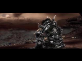 Warhammer- Mark of Chaos - Battle March (Orcs Campaign Cutscene 8)