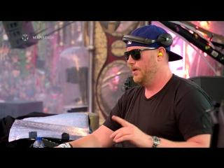 Eric Prydz @ Tomorrowland 2017