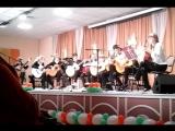 Мексиканская  народная  песня  Скамеечка.