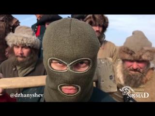 Грибы - Между нами тает лёд (джунгарская версия) кавер