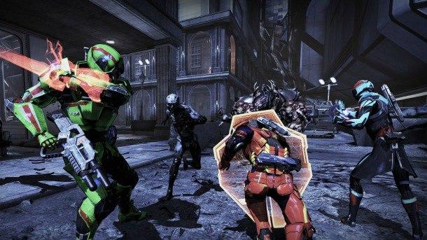 Скриншот из Mass Effect 3