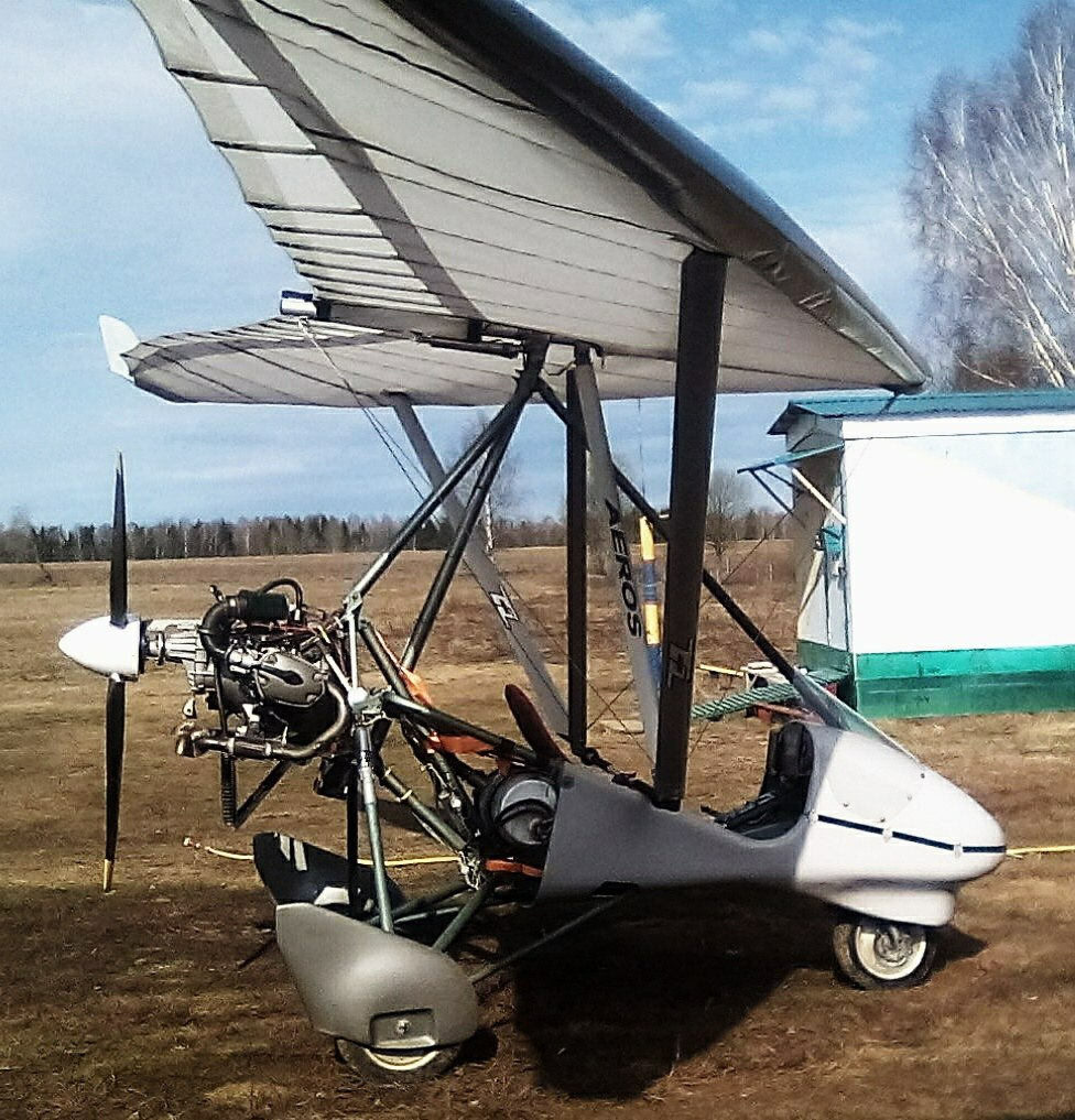 WHERE CAN I SELL POWERED HANG GLIDER? WHAT CATEGORY I SHOULD