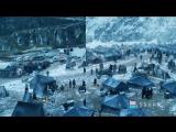 Игра престолов / Game of Thrones.6 сезон.Спецэффекты #6 [1080p]