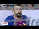 Барселона - Реал Мадрид 0:1. Пике (автогол)