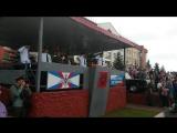 Торжественный марш 147 абмо присяга 11 07 15