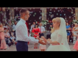 Перший танець Віталія та Христини