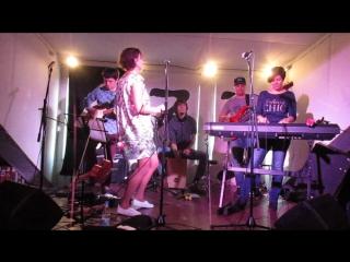 Citroёn'54 Импровизация финал концерта (6 ти летние барабаньщики на подмоге)