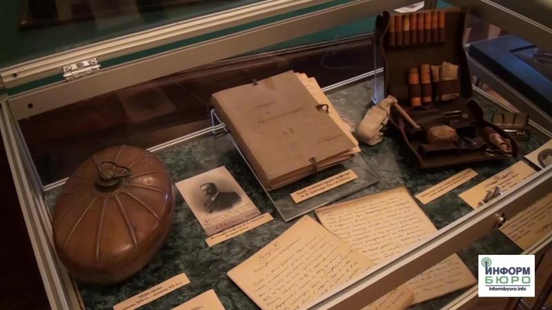 Відкритя загальноміської виставки унікальних експонатів вузівських музеїв Харкова.