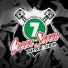 Green Seven ➆ repair shop