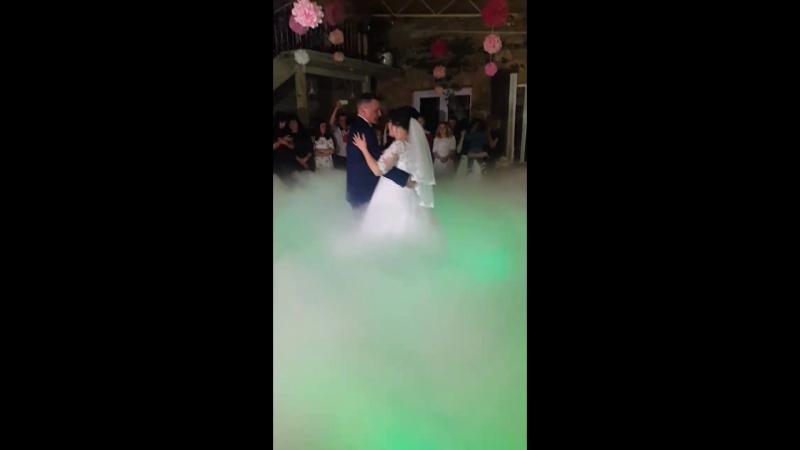 Перший танець Васі та Лілі
