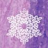 *Снежинка* Вологодское кружево