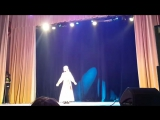 Концерт на благотворительной ярмарке в Климовске
