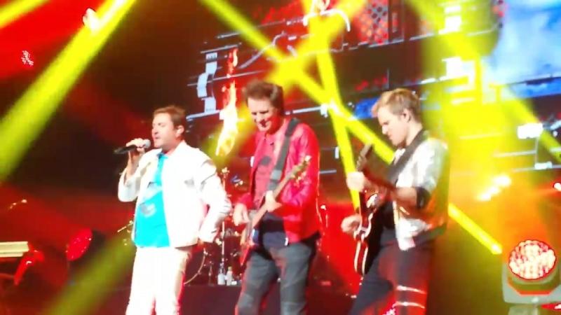 Duran Duran-Wild Boys.(Live in Fox Theatre, Oakland, CA, 07.07.2017.) Video by Guida Bett.