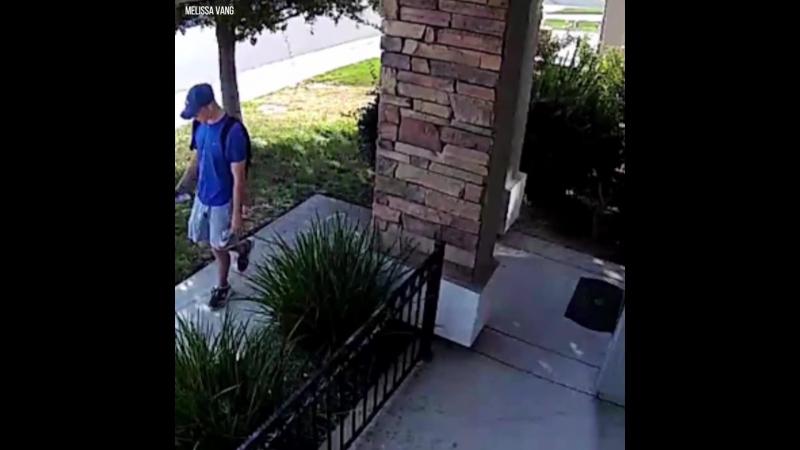 Подросток из Калифорнии вернул $1500, которые нашел на улице