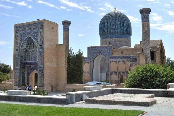 Мавзолей Гур-Эмир в Самарканде