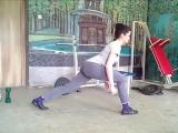 Как накачать заднюю поверхность бедра. Упражнение для задней части ног (бедер)