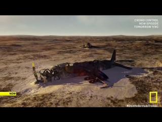 Бермудский треугольник- тайны, легенды и страхи. Осушить океан. National Geographic HD 18.04.2017