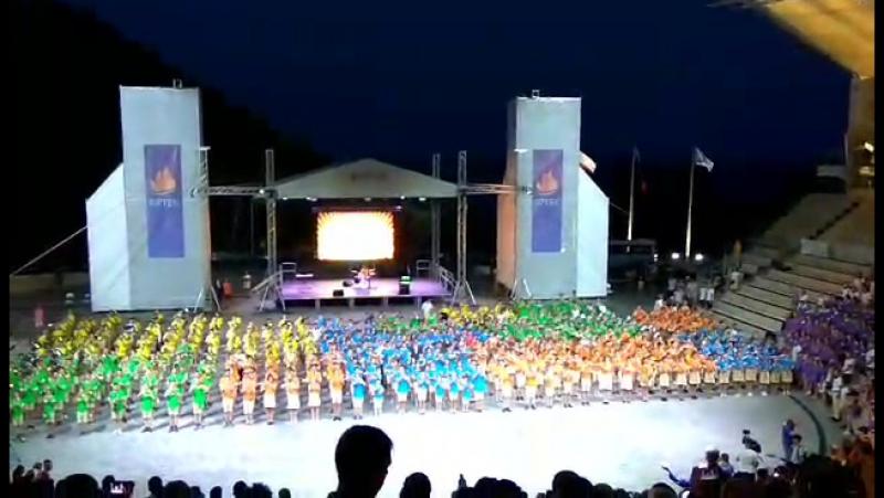 Гала-концерт в МДЦ
