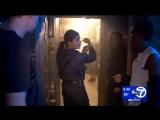 Quantico Behind the Scenes Interview