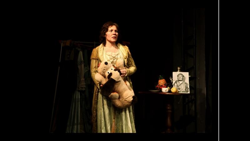 Выпускной спектакль 2016 года Танго в одиночку. Театральная студия Движение.