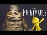 КУХНЯ И ЖУТКИЕ ПОВАРЯТА  - Little Nightmares #3
