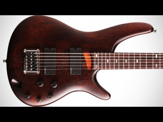 Ambient Guitar Gear Review - Ibanez SRC6 Short Scale Bass / Baritone Guitar