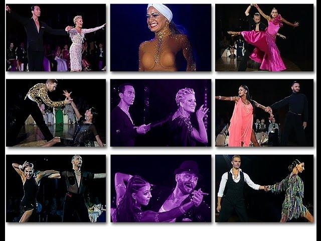 Dancesport Event | 2016 The World Super Stars Dance Festival - Latin