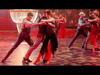 «Танцуют все!». Аргентинское танго. Балет ансамбля песни и пляски Черноморского ...