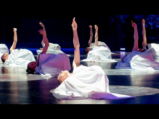 «Танцуют все!». Модерн. Севастопольский Академический театр танца