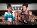 Maroon 5 One More Night cover by Mike Squillante and Lauren Ruth Ward