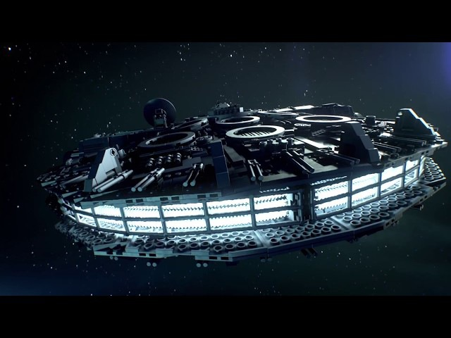 NEW UCS Millennium Falcon - LEGO Star Wars - 75192 Reveal Video - Force Friday