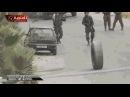 Как остановить большое колесо