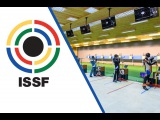 10m Air Rifle Men Junior Final - 2016 ISSF Rifle/Pistol/Shotgun Junior World Cup in Gabala (AZE)