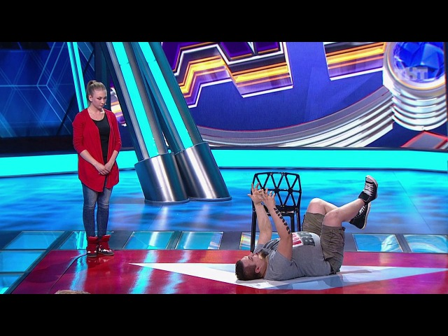 Comedy Баттл. Последний сезон - Дуэт Лажа Минелли (1 тур) 10.04.2015