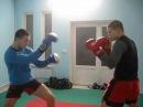боксерская тренировка 7.о2.17 №1