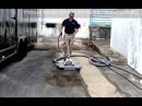 Best vacuum recovery surface cleaner wastewater recovery filtration systems