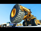 Repairing $30 000 Damaged GIANT Tire - Extreme Tire Repair Kit by REMA TIP TOP repairing $30 000 damaged giant tire - extreme ti