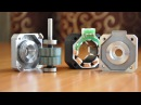 Принцип работы шагового двигателя на примере Nema 17 ШД HS4401 ghbywbg hf jns ifujdjuj ldbufntkz yf ghbvtht nema 17 il hs4401