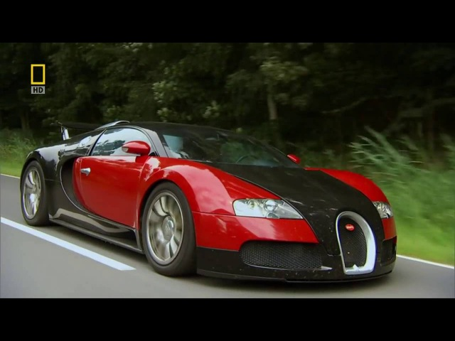 National geographic bugatti veyron video музыка
