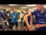 Специальная физическая подготовка триатлета. Тренировка команды Mail.Ru от Игоря С...