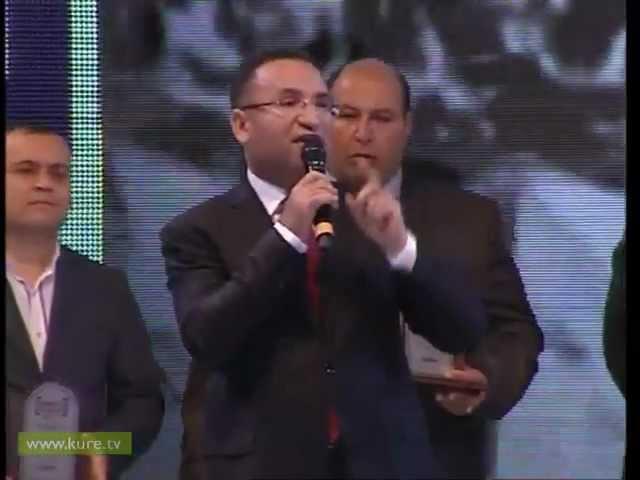 Bekir Bozdağ Olimpiyatlar için Fethullah Gülen Hocaefendiye teşekkür etti.