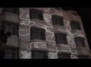Projection Mapping in Agra - India
