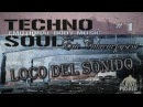 Deep Techno Detroit Techno Minimal Techno Tech House Vinyl Mix 2016 VIDEO ERIC CABRERA