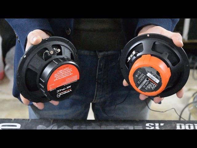 Hertz dsk 165.3 vs. Ural ak 74c. Сравнение, прослушка. Как выбрать акустику?