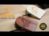 Ortega Guitars &amp Percussion Horse Kick Stomp box Fractal Audio AX8