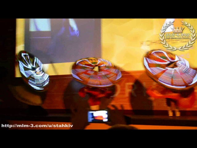 Какие впечатления Марьяны Костюк о Конференции Менеджеров Орифлейм 2015 в Шарм Эл...