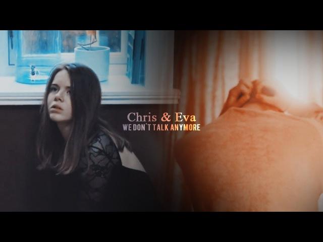 ● Chris Eva || We Dont Talk Anymore [SKAM]