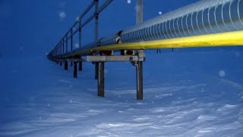 Суперсооружения: Подводный Газопровод. National Geographic. Наука и образование