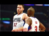 Chris Paul and Blake Griffin Lead LA Clippers in Win Over Boston  03.06.17