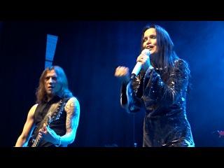 Tarja- Innocence live Neushoorn Leeuwarden March 11 2017 The Netherlands